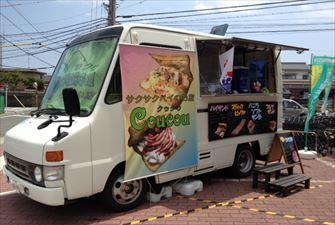 coucou(クウクウ) 移動販売車キッチンカー