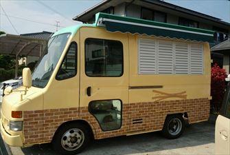 カフェドリーム 三重800す8873 車両画像1 移動販売車キッチンカー