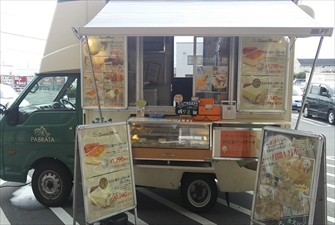 PABRATA10パブラッタテン-車両画像2 移動販売車キッチンカー