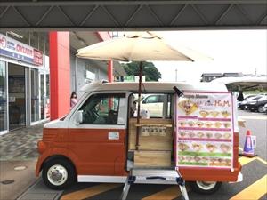 Cafe H&M 岐阜483き120 車両画像1 移動販売車 キッチンカー