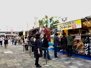 10.19(土)20(日)移動販売 キッチンカー出店情報