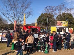 第6回キッチンカーグランプリin花フェスタ記念公園【ポーク&チキン部門】結果発表