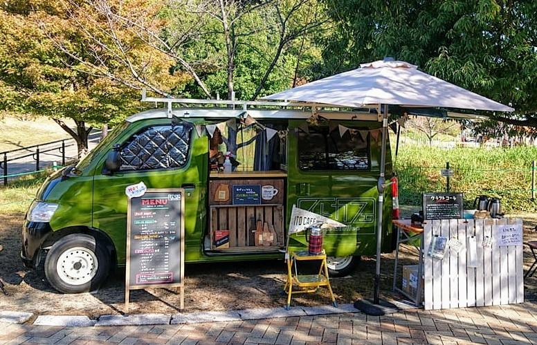 いとカフェ,クラフトコーラ,自家製シロップ,キッチンカー,フードトラック,出店,愛知