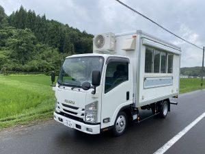 【製作】キッチンカー・フードトラック(移動販売車)製作は、関西移動販売車組合におまかせください。