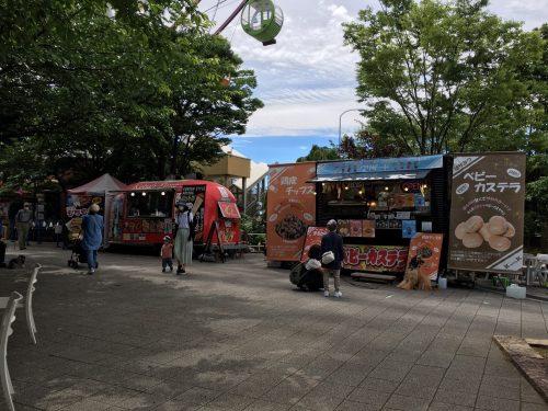 【岐阜県各務原市】河川環境楽園オアシスパーク 毎日キッチンカー(移動販売車)が出店しています!