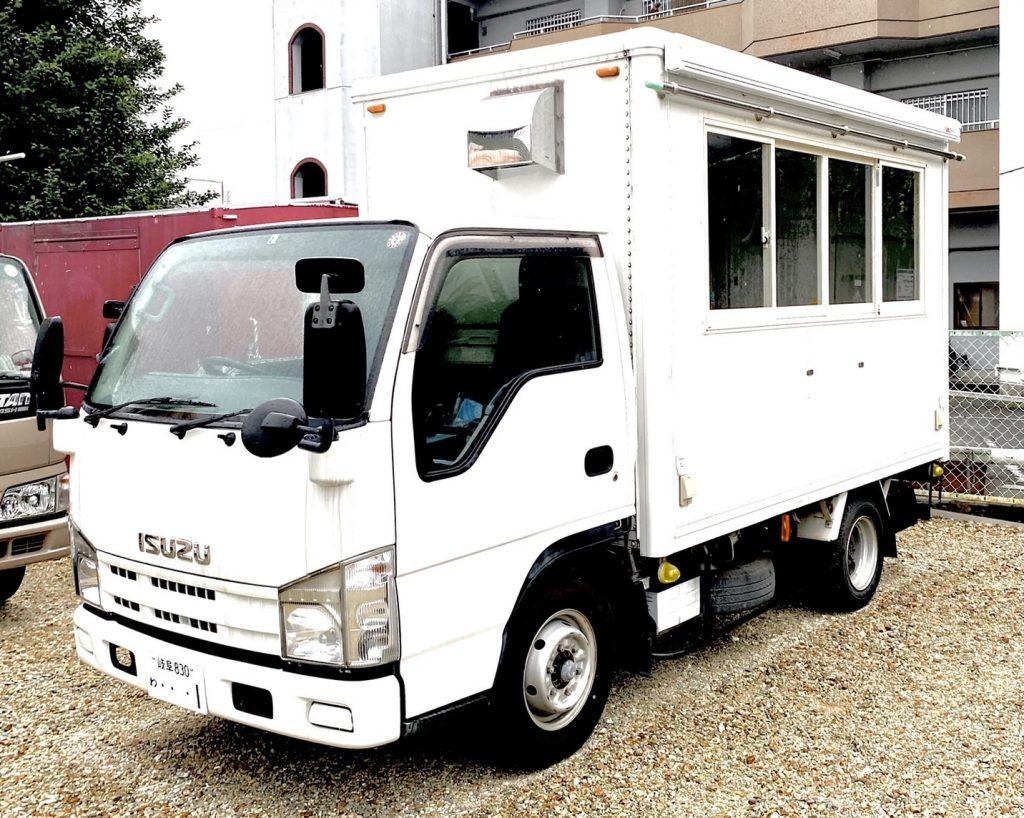 【レンタル】キッチンカー(移動販売車)のレンタルは「COOK GEAR-クックギア-」におまかせ!